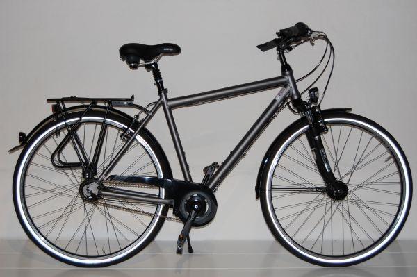 Gudereit Cityrad Comfort 8.0 Herren matt-quarz 53cm