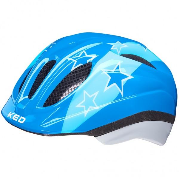 KED Helm Meggy II blue stars