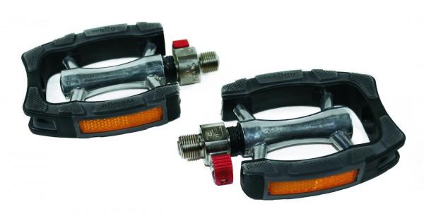 TAQ-33 Steckpedale Anti Slip Pedal - Einsteckpedale