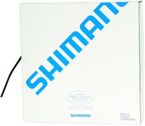 Shimano Hülle SLR schwarz 1 Meter für Bremszüge