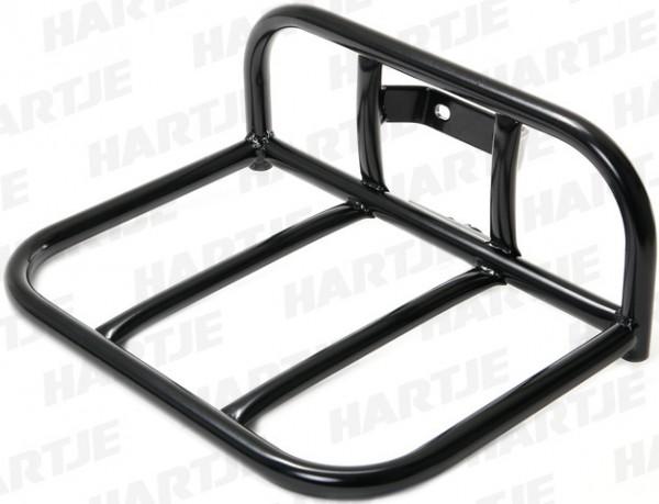 Atranvelo Transportgepäckträger für vorne - Vorderradträger schwarz