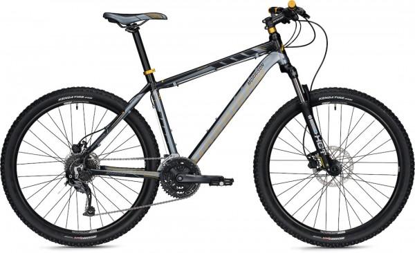 Morrison Mountainbike Blackfoot 48 cm 27,5 Zoll Black/Grey