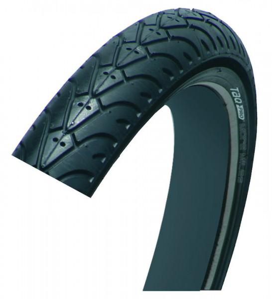 Taq Pro Fahrradreifen 47-406 schwarz Reflex 20 x 1.75