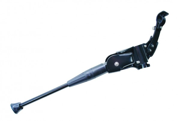Hinterradständer 26 - 29 Zoll schwarz - Hinterbauständer Aluminium KS 20
