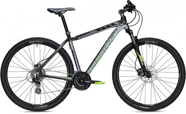 Morrison Mountainbike Comanche 50 cm 29 er Black/Grey