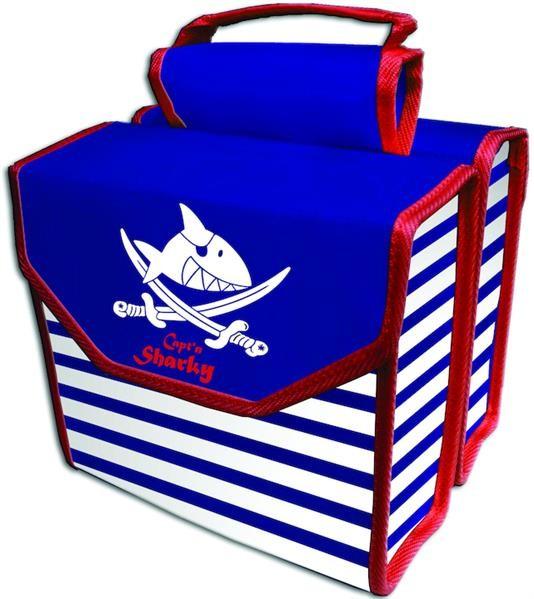 Doppelpacktasche Capt`n Sharky - Jugendtasche