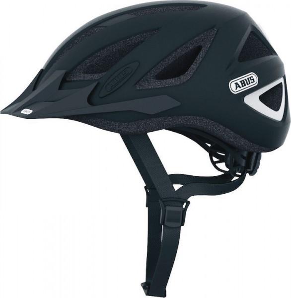 ABUS Cityhelm Urban-I v.2 velvet black XL 61 - 65 cm