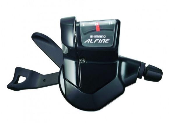 Shimano Schalthebel Alfine 11-Gang Rapidfire I-SLS700210LL