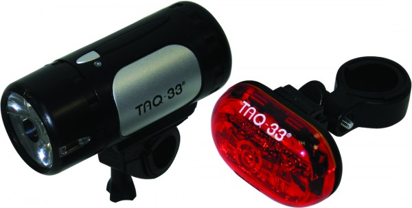 TAQ-33 Batterie-Lampenset LED 10 LUX