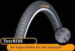 Conti Tour Ride Reifen 37-622 28 Zoll