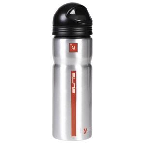 Elite Alutrinkflasche Byssa silber