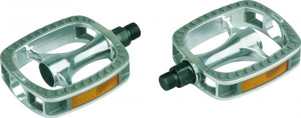 Pedale Aluminium Antislip mit extra grosser Auflage
