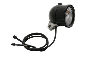 SON LED-Scheinwerfer Edelux schwarz