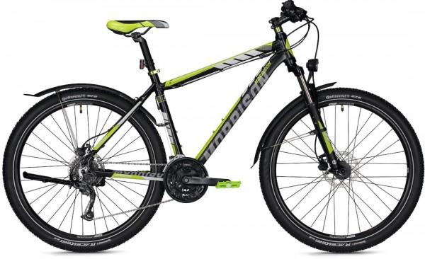 Morrison ATB Tucano Sport 53 cm 27,5 Zoll Black/Lemongreen