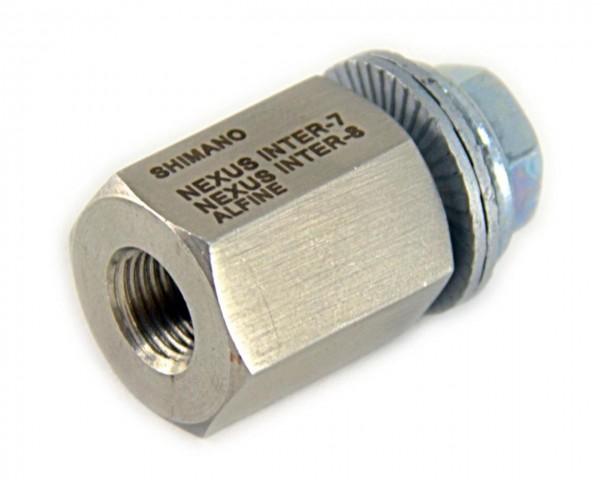 THULE Adapter für Nabenschaltungssysteme Ermöglicht das Anbringen einer ezHitch-Kupplung an Fahrräde