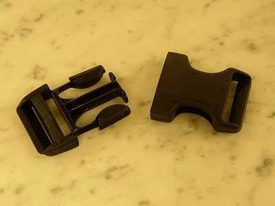Ortlieb Steckverschluss Stealth 25mm