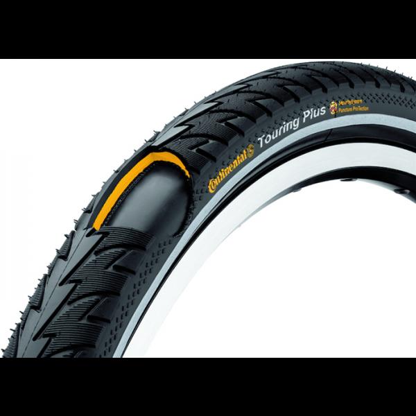 Conti Reifen Touring Plus 28 Zoll schwarz Reflex