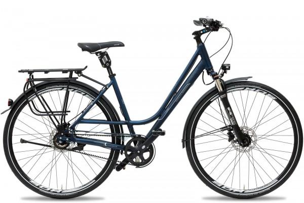 Gudereit Premium 8.0 Damen matt-blau 48 cm
