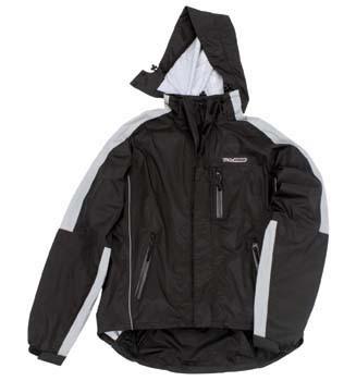 Jacke TAQ Pro schwarz/grau Gr. XXL