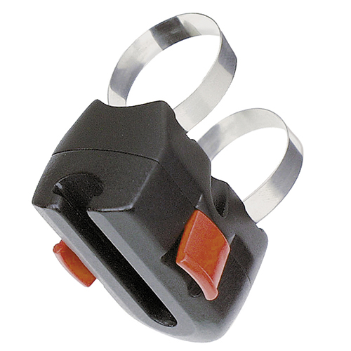 KLICKfix Halter Twin - Rahmenadapter Bügelschlosshalter - Rixen & Kaul