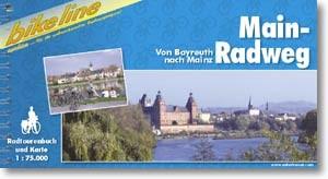 bikeline Radtourenbuch Main-Radweg