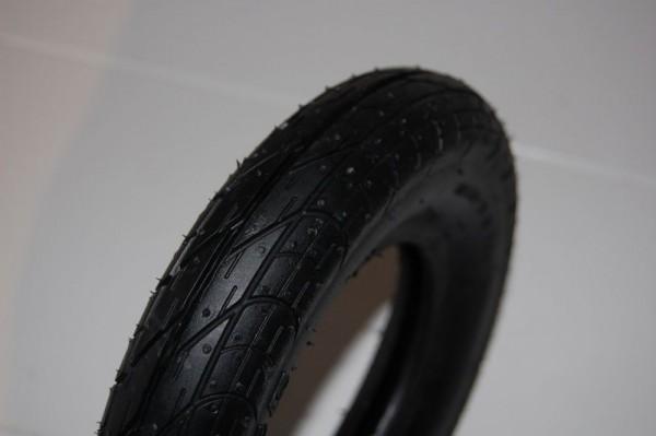 Reifen 225X55 - 220/120 x 50 Rillen-Profil schwarz