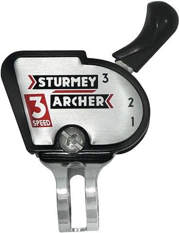 Klickschalter Sturmey Archer Dreigang - Schalthebel