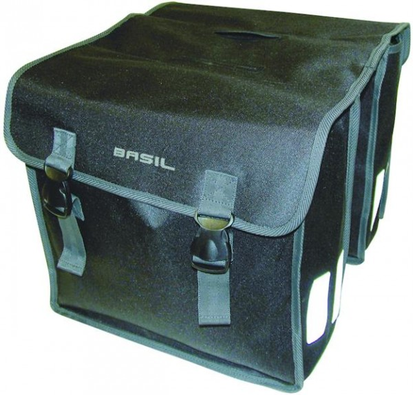 Basil Mara XL Doppeltasche - Fahrradtaschen - 35 Liter