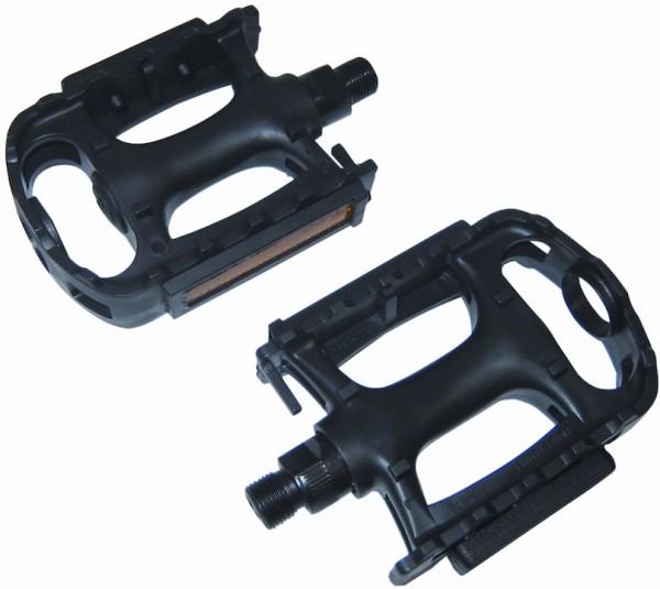 Pedal Kunststoff schwarz
