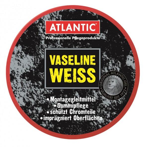 Atlantic Vaseline weiß
