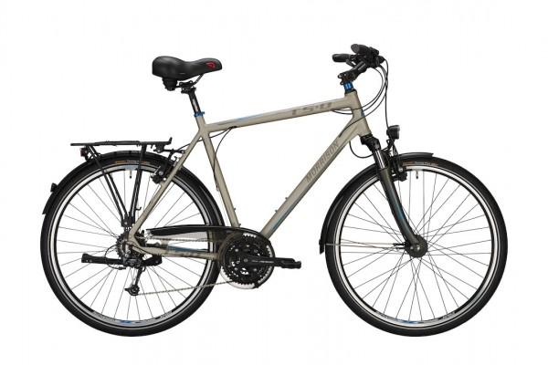 Morrison Trekkingbike T 5.0 Plus Herren L(55) 28 Zoll Matt Titanium 2016