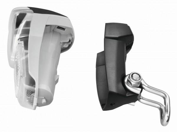 B&M LED-Akkuscheinwerfer Lumotec IQ-Eyro