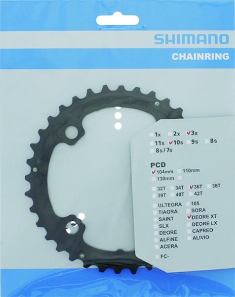 Shimano Kettenblatt Deore XT FC-T781 48 Zähne Y1MP98060