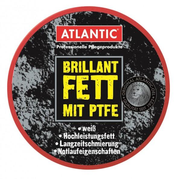 Atlantic weißes Brilliantfett mit PTFE