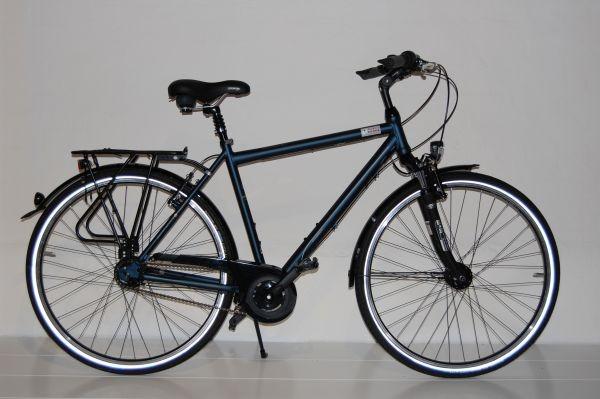 Gudereit Cityrad Comfort 8.0 Herren matt-blau 53cm