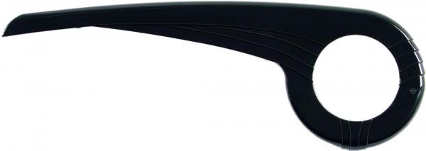 Hebie Kettenkasten aus ABS 38 Zähne schwarz-hochglanzpoliert 0342 E1