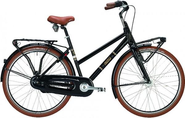 Falter Classic Bike L 4.0 Cargo-Style Trapez-Rahmen schwarz Rahmenhöhe 53 cm (L) 2016