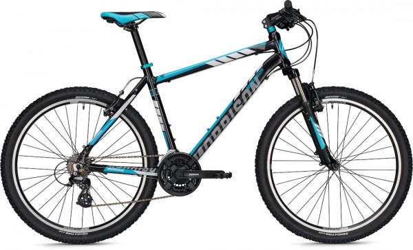 Morrison Mountainbike Karok 53 cm 26 Zoll Black/Blue