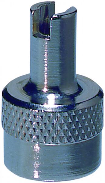 Schlüsselventilkappe Schrader/Autoventil