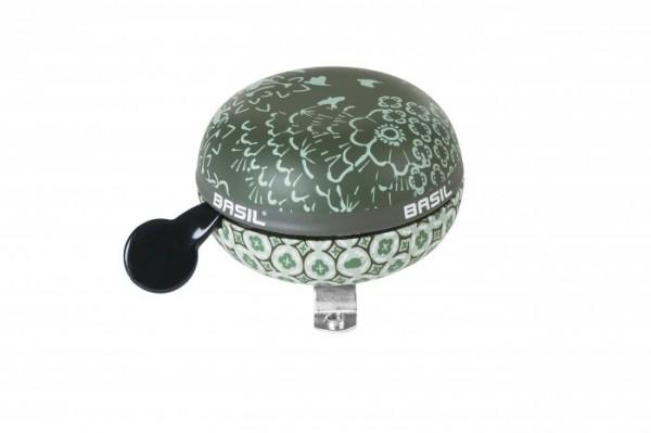 Basil Ding-Dong Glocke Bohème wald grün