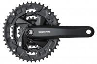 Shimano Kettenradgarnitur Acera FC-M371 44x32x22 Zähne schwarz EFCM371E422CL