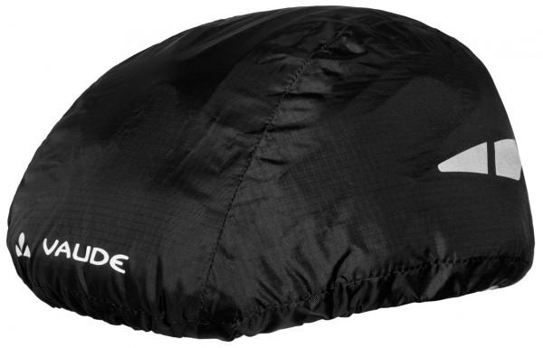 Vaude Helm Regenüberzug schwarz
