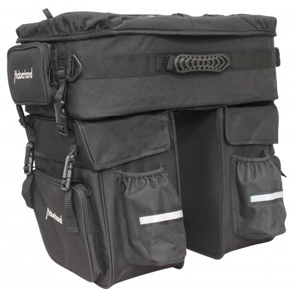 2 Teiliges Packtaschenset Fahrrad Richter Gmbh