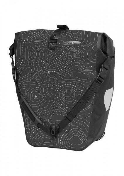 Ortlieb Back-Roller Design asphalt-schwarz
