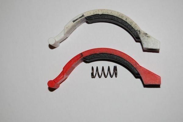 Puky Bremsbelag für Trommelbremse LR-1 Br