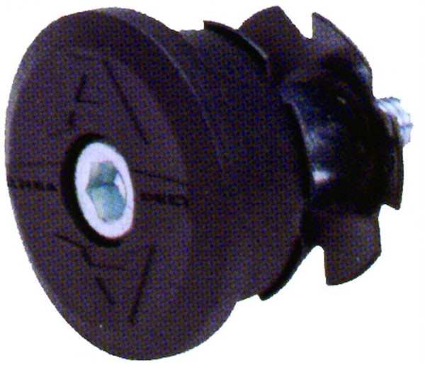 TAQ-33 Gabelschaft Kralle schwarz