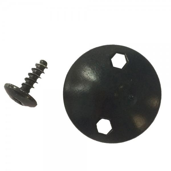Ortlieb QL2.1 Schraubensatz für Radtaschen (je eine Schraube und Mutter)