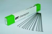 DT Swiss Speiche Champion silber verstärkt 2,34 mm