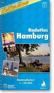 bikeline Radatlas Hamburg