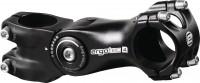MATRIX Fahrrad Ahead-Vorbau ST10 Alu 25,4 mm schwarz matt